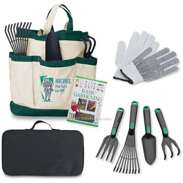 Garden Tote Gift Pack (Imprinted)