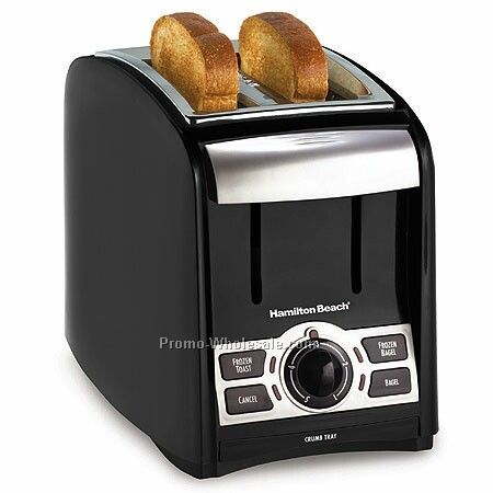 Hamilton Beach Ensemble, 2 Slice Cool Touch, 4 Function, Toaster