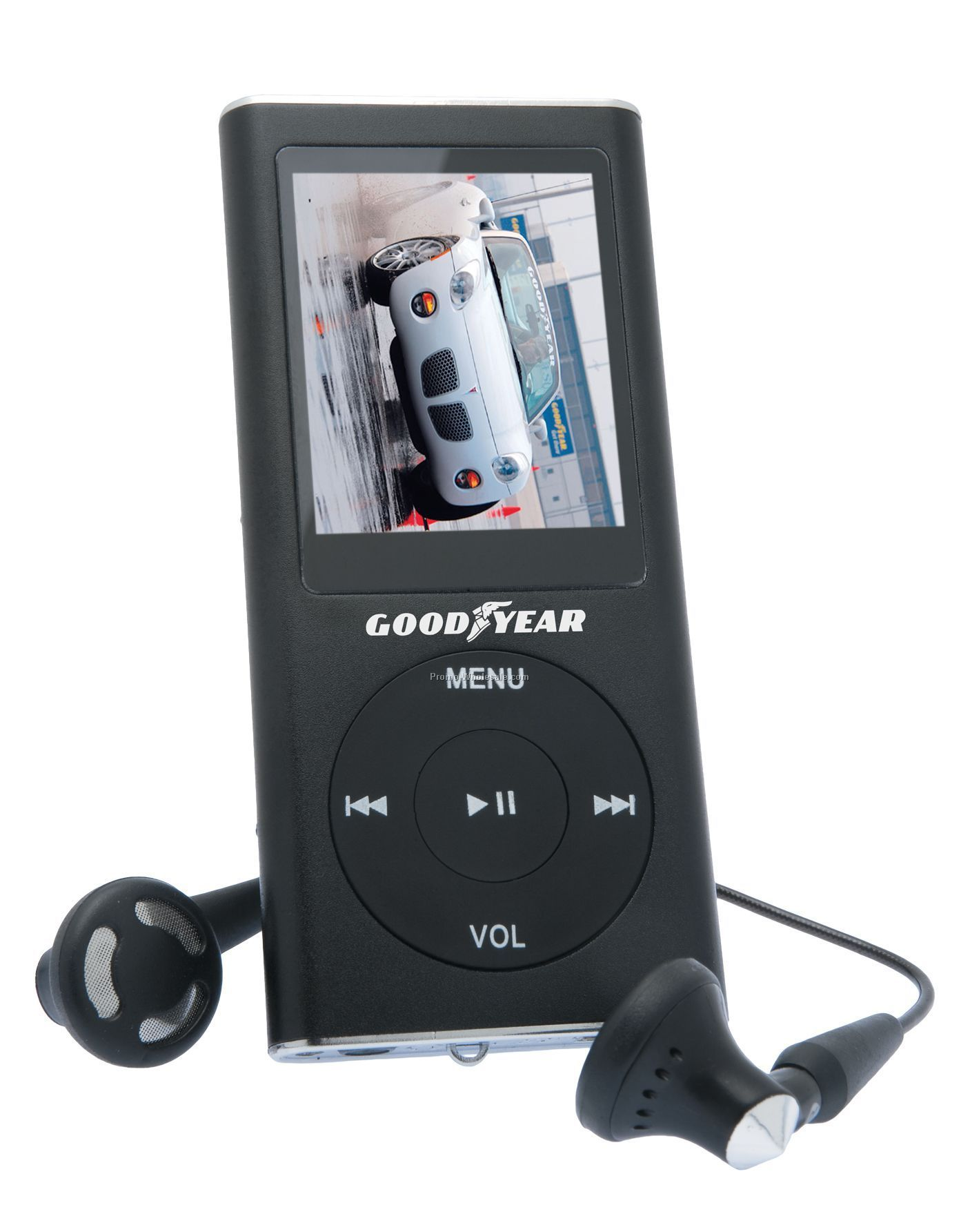 Juba Portable Media Player - Black