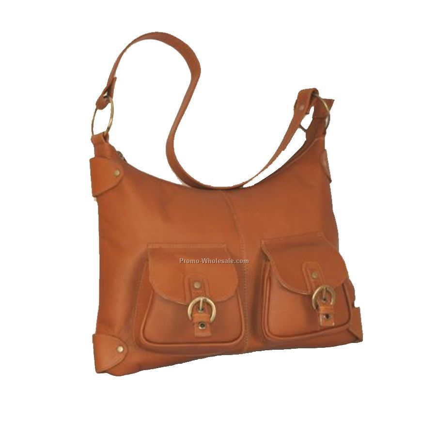 Large Ring Hobo Bag
