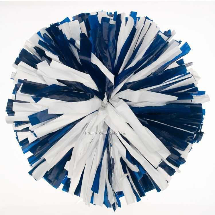 Plastic Cheer Poms /500 Streamers