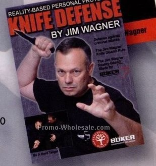Reality Based Personal Protection DVD - Knife Defense