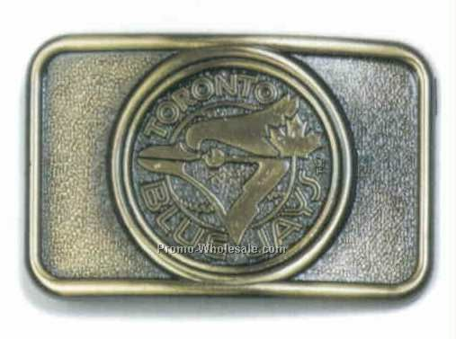 Rectangular Belt Buckle