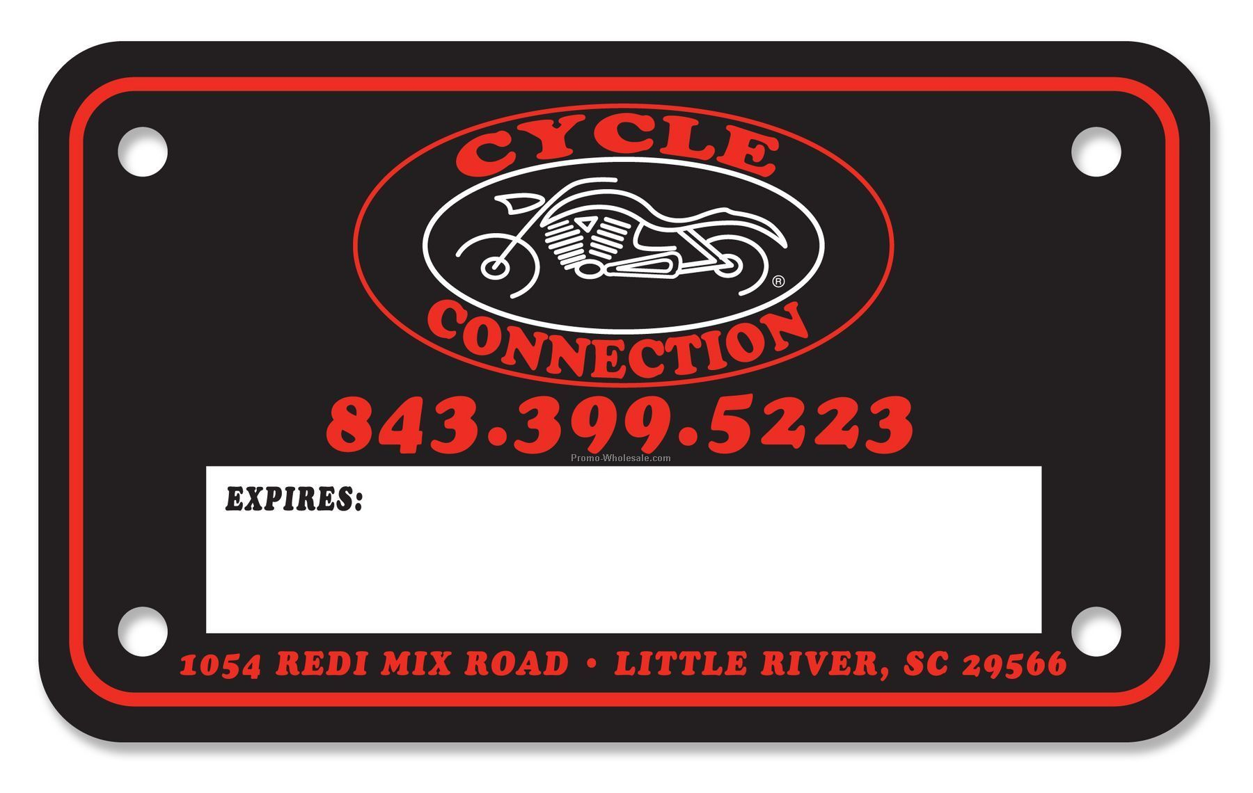 .024\  Poly-coated Card Motorcycleplate .  sc 1 st  promo-wholesale.com & License Plateschina wholesale License Plates(Page8)