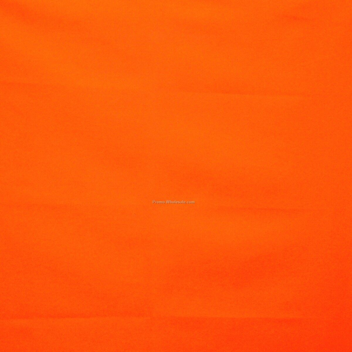 "14""x14"" Blank Solid Orange Imported 100% Cotton Handkerchiefs"