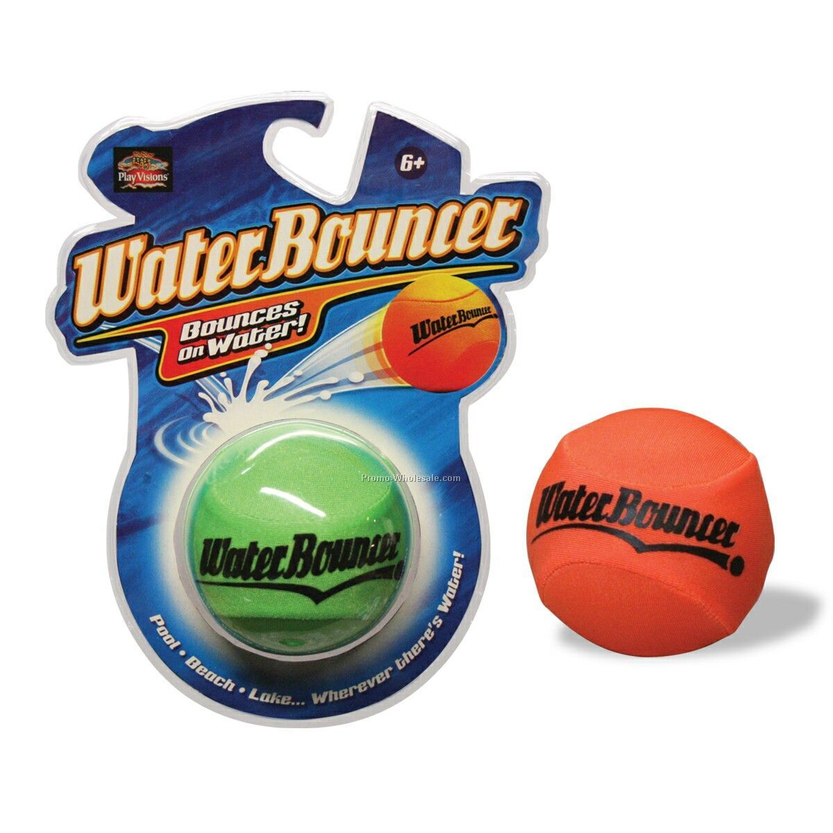 "2-1/2"" Water Bouncer"