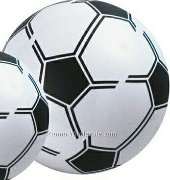 "36"" Inflatable Soccer Ball"