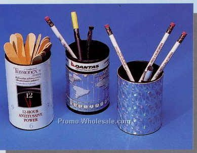 "4""'x3"" Pen/Pencil Caddies (4 Color)"