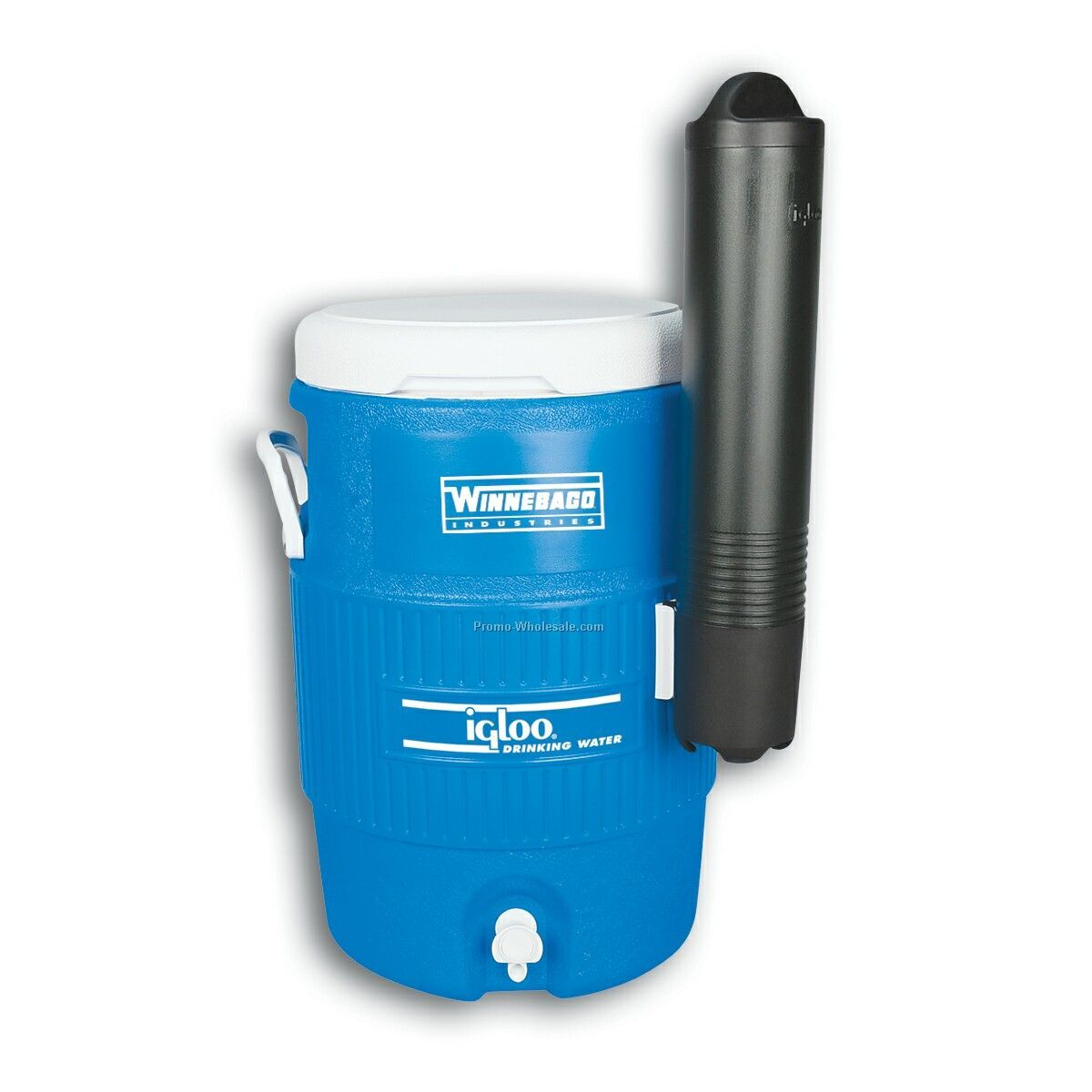 5 Gallon Seat Top With Cup Dispenser