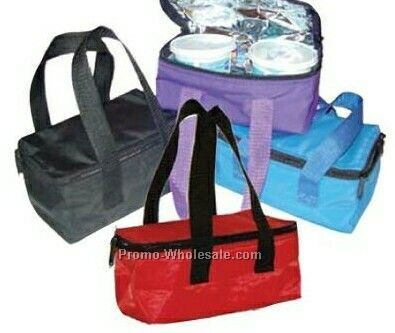 "70d Insulated Lunch Bag (7-1/2""x4""x4"")"