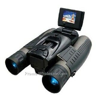 8x32mm 3.0 Million Pix Digital Camera/ Binocular