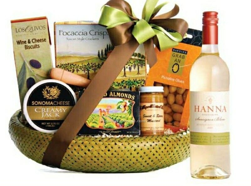 92 Point Hanna Bamboo Wine Basket