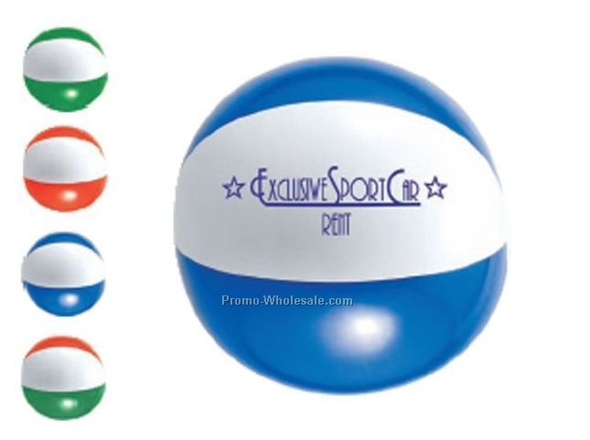 "Beachy 15"" Inflatable Beach Ball (3 Day Shipping)"