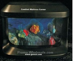 "Blacklight Aquarium 8""x4""x6"""
