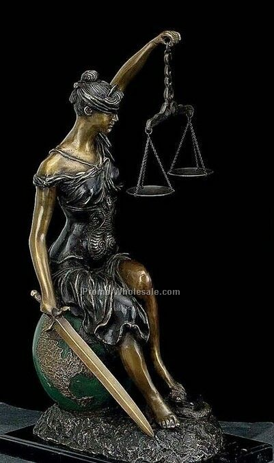 Image result for justice is blind statue