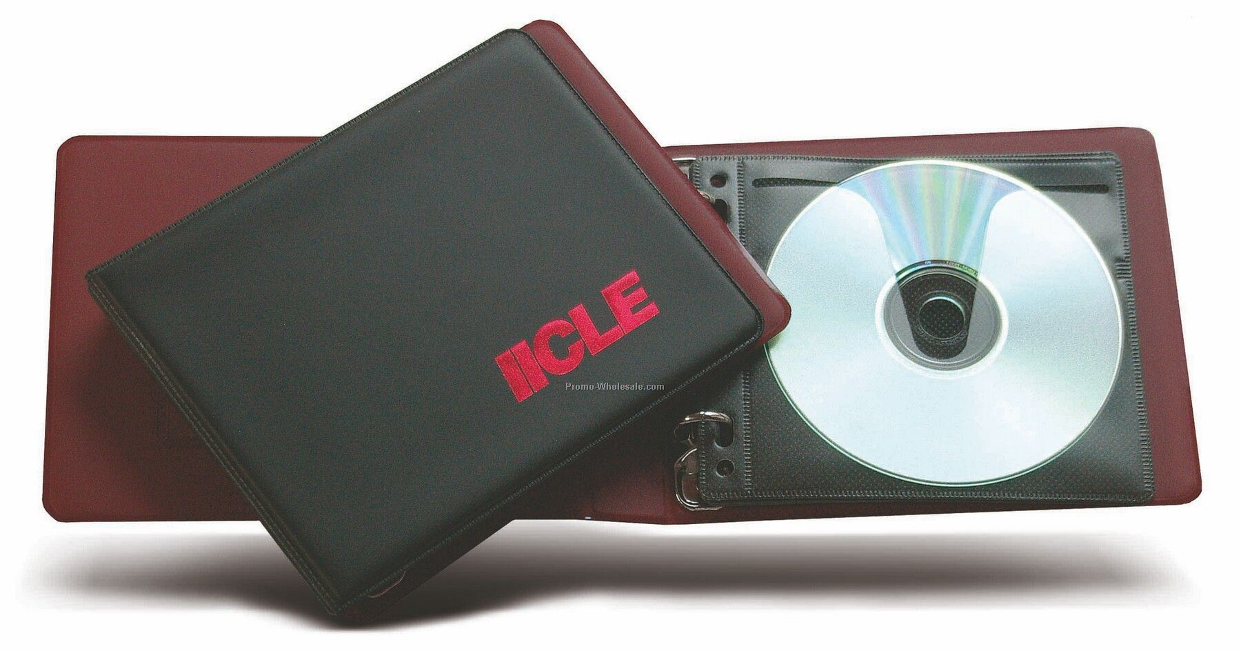 "Classic CD Binder 1""- Silk Screen"