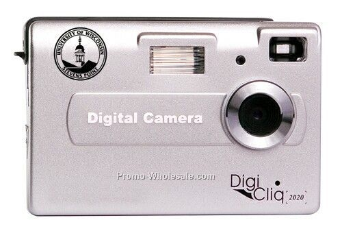 Digital Camera 5mp Sleek Cam