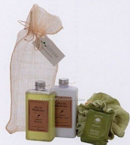 Natural Rejuvenating Spa Tote