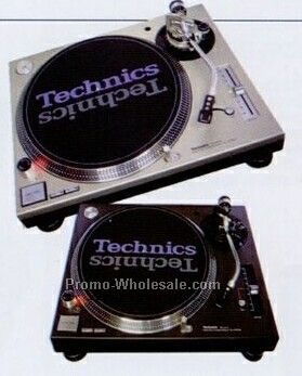 Panasonic Technics Black Quartz Direct-drive Turntable