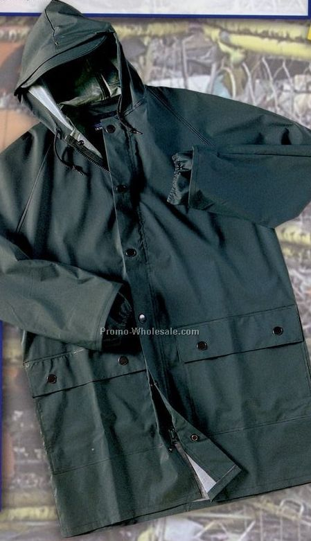 Quinault Long Raincoat (2xl)