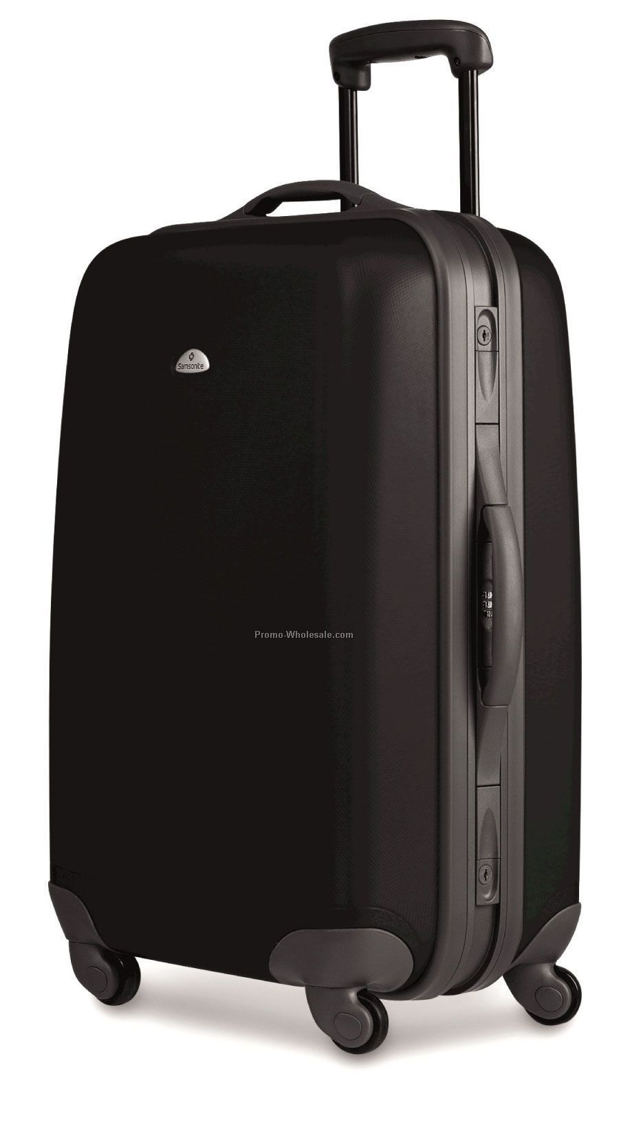 24 Spinner Upright Cruiseair Suitcase