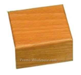 Square Wooden Box (Light Brown)