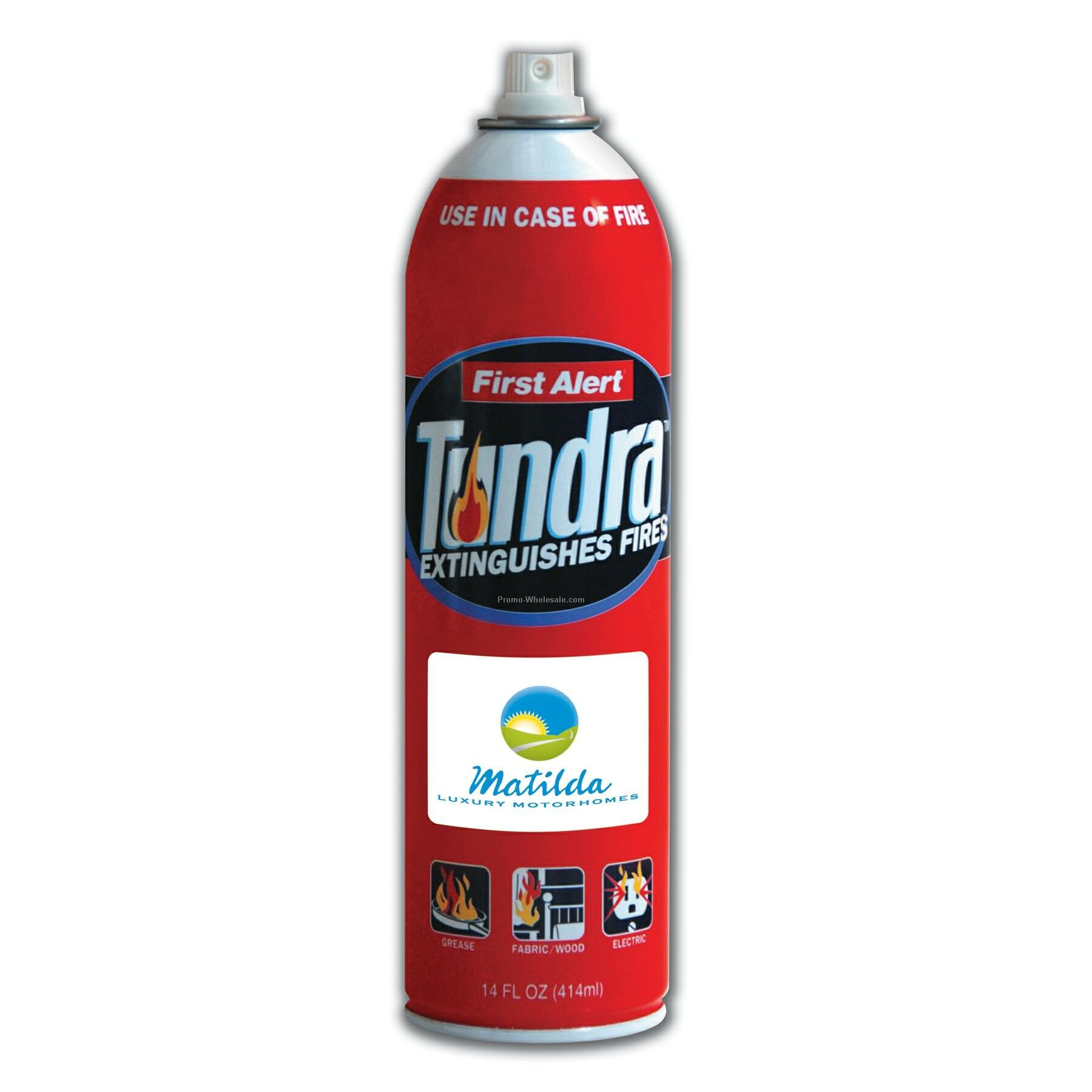 Tundra Fire Extinguishing Spray