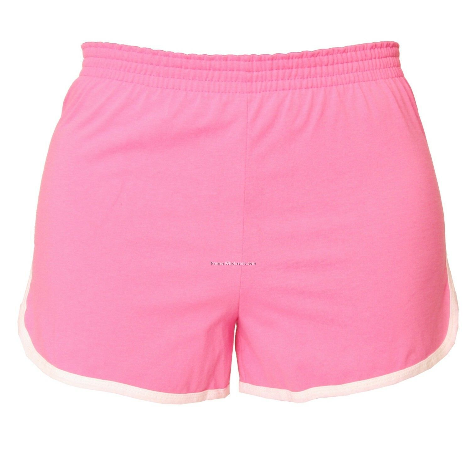 Youths' Pink Retro Shorts (Ys-yl)