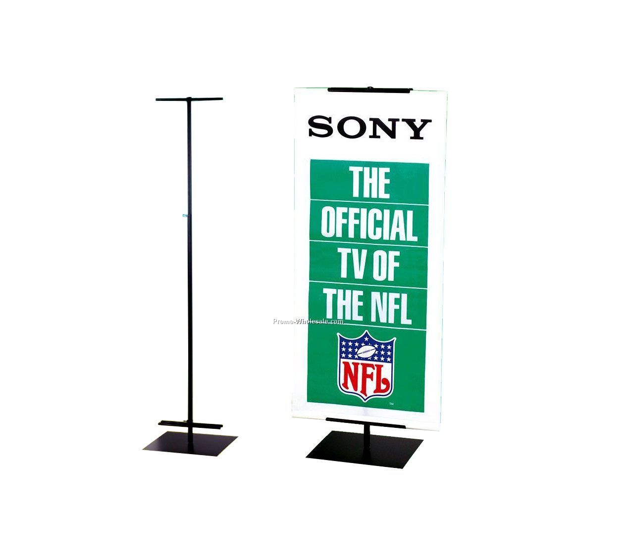 "24""x60"" Custom Banner For Ds3 Banner Stand"