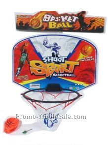 Budget Basketball Set (3 Day Rush Service)