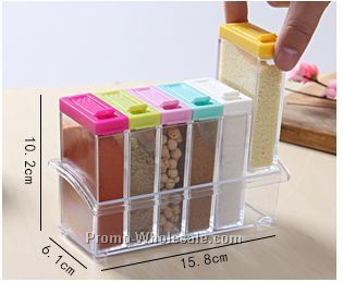 Condiment Caddy six in a box