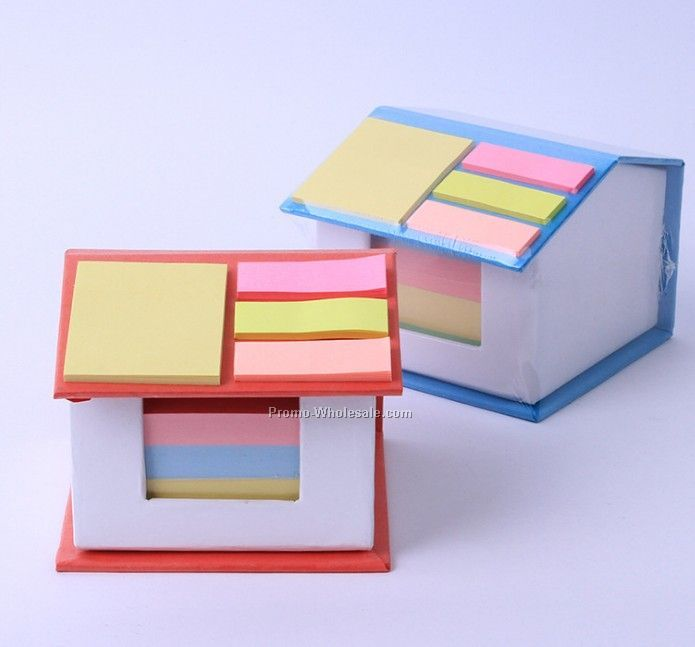 House Shape Memo Holder