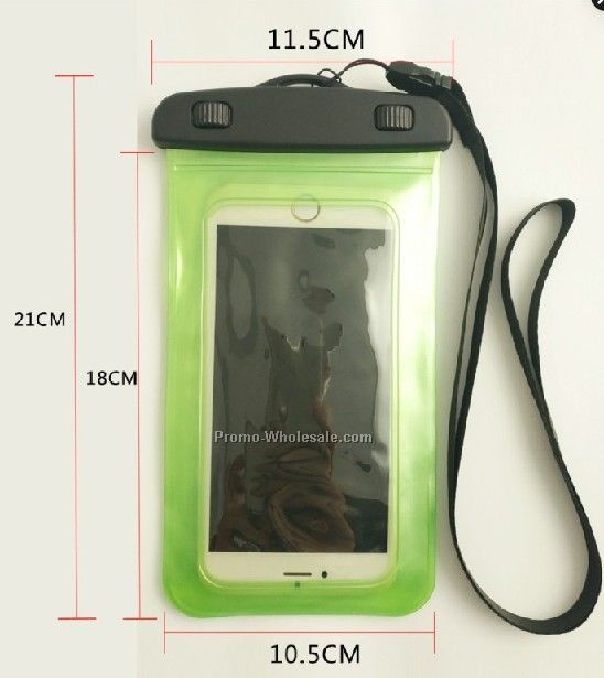New Clear Waterproof Pouch Dry Case for All Phones