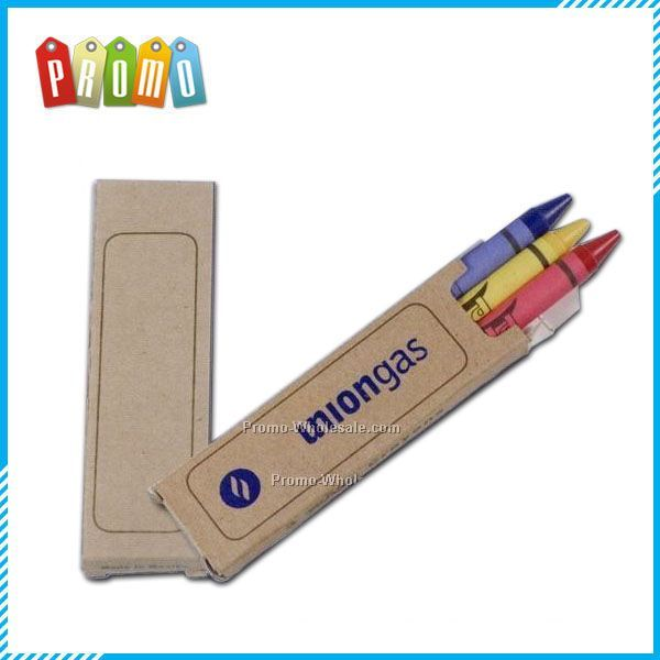 Prang Crayons Economy Pack (1 Side Imprint)