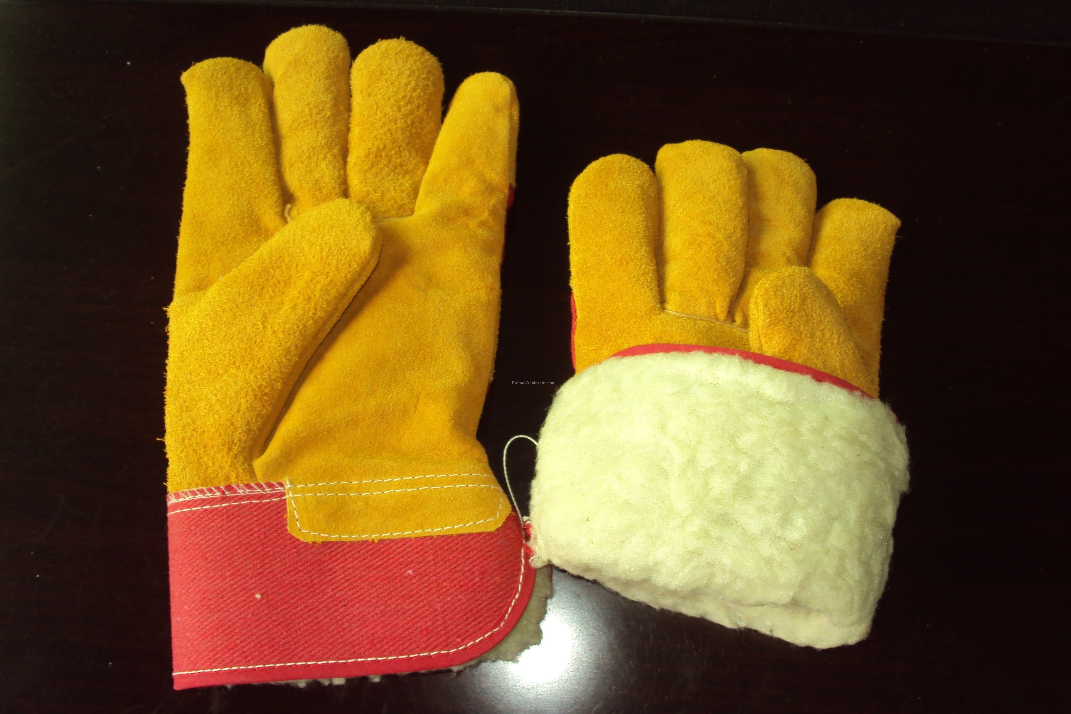 Safety labour protective gloves,industrial leather hand gloves