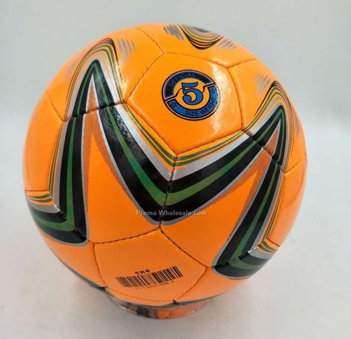 "Soccer Mini Ball, Promo 2-layer, 4.5"" Size"