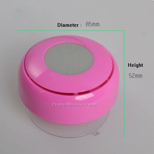 Hot bluetooth shower speaker