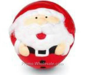 PU santa claus ball,PU toy