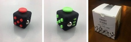 Top Sale 9 colors Fidget Cube for Christmas Gift