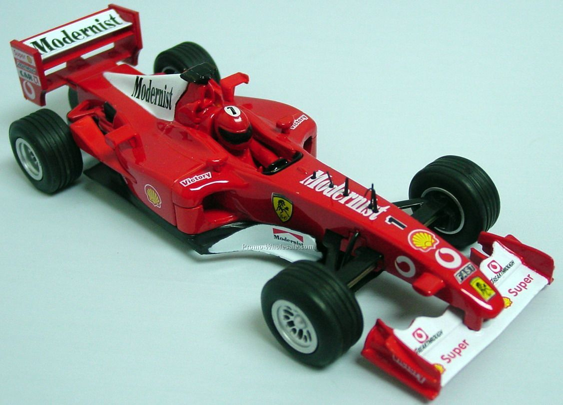 1/24 Scale Indy Style Race Car - Comes Fully Decaled With Your Graphics