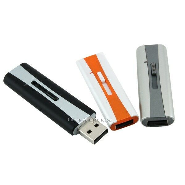 8 Gb USB Retractable 300 Series