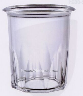 Acrylic Faceted Wine Bucket