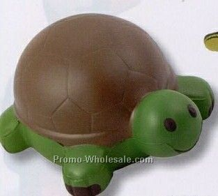 Aquatic Animals Squeeze Toy - Turtle