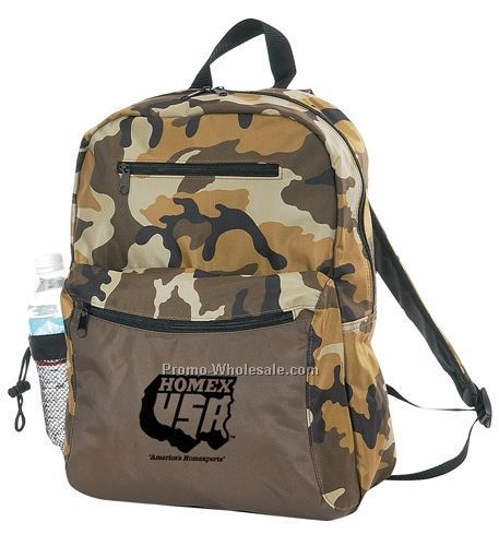 Camouflage Lima Backpack