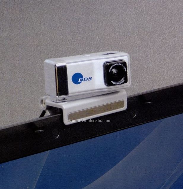 Clip-on 360 Webcam