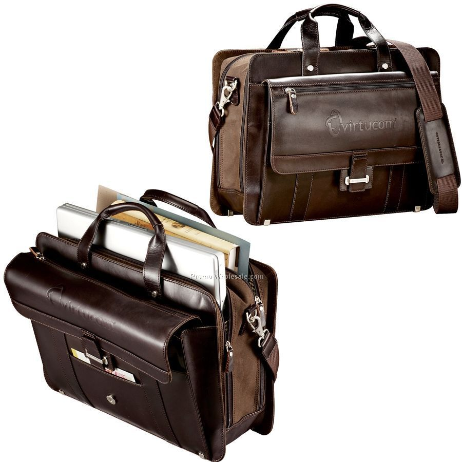 Cutter & Buck American Classic Compu Attache