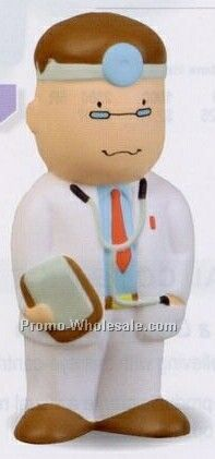 Doctor Squeeze Toy