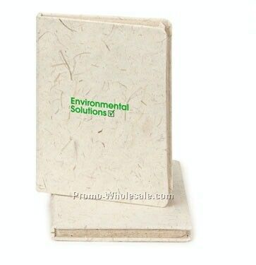 Elephant Poo Poo Paper Notebook With Hard Cover