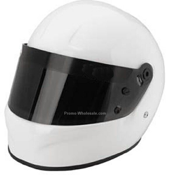 Full Size Replica Racing Helmet Vt (Non Wearable)