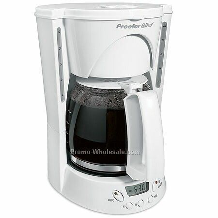 Hamilton Beach 12 Cup Dv Clock Cupcake, Aps, Windows, Brew Select